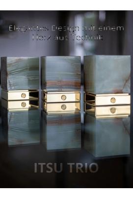 Elegantes Design mit einem Herz aus Technik - Itsu Trio