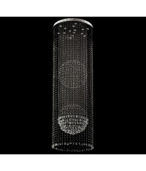 CHIARO Crystal Kronleuchter 15 x 50W GU10