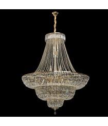 CHIARO Crystal Kronleuchter 36 x 40W E14