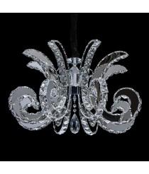 CHIARO Crystal Hängeleuchte 80 x 1W LED
