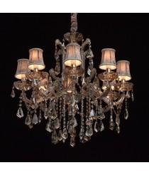 CHIARO Crystal Kronleuchter 8 x 60W E14