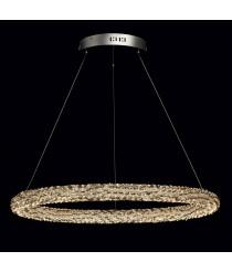 CHIARO Crystal Hängeleuchte 1 x 80W LED