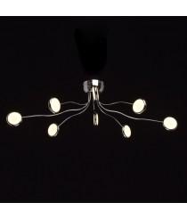 DeMarkt Hi-Tech Hängeleuchte 24W LED