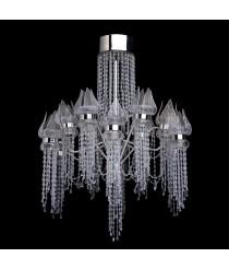 CHIARO Crystal Kronleuchter 28 x 3W LED