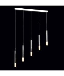 DeMarkt Hi-Tech Hängeleuchte 5 x 5W LED