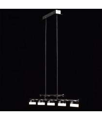 DeMarkt Hi-Tech Hängeleuchte 5 x 5 6W LED