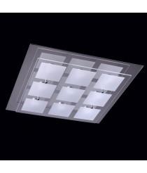 DeMarkt Hi-Tech Deckenleuchte 9 x 5W LED