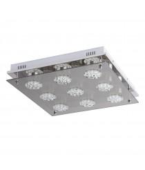 DeMarkt Hi-Tech Hängeleuchte 9 x 3W LED