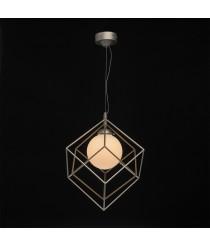 DeMarkt Hi-Tech Hängeleuchte 10W LED